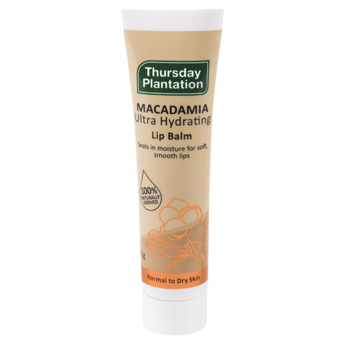 Macadamia Ultra Hydrating Lip Balm