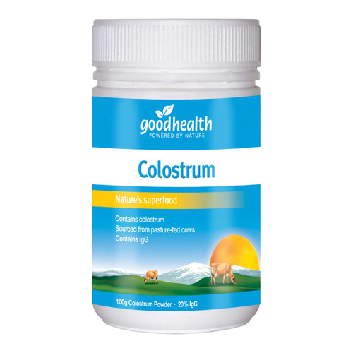100% Pure Colostrum Powder