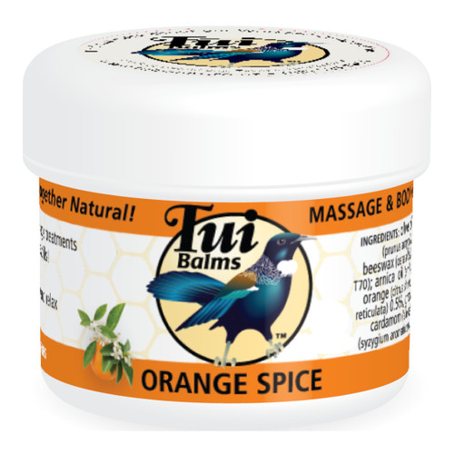 Massage & Body Balm - Orange Spice