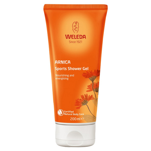 Arnica Sports Shower Gel