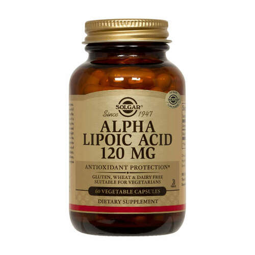 Alpha Lipoic Acid 120mg
