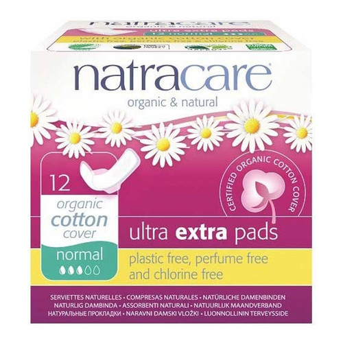 Ultra Extra Pads Normal