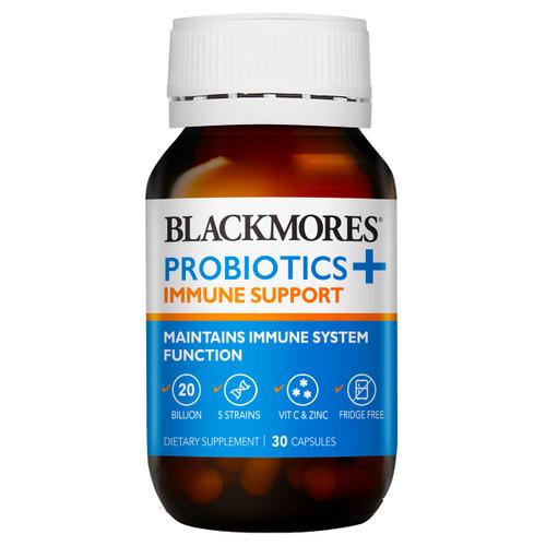 Probiotics+ Immune Support