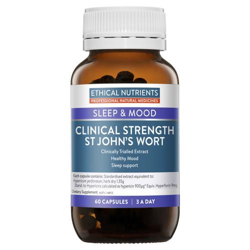 Clinical Strength St John's Wort