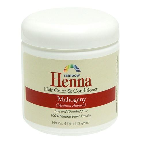 Henna Mahogany - Medium Auburn