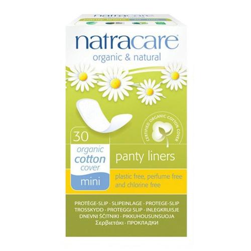 Natural Panty Liners Mini