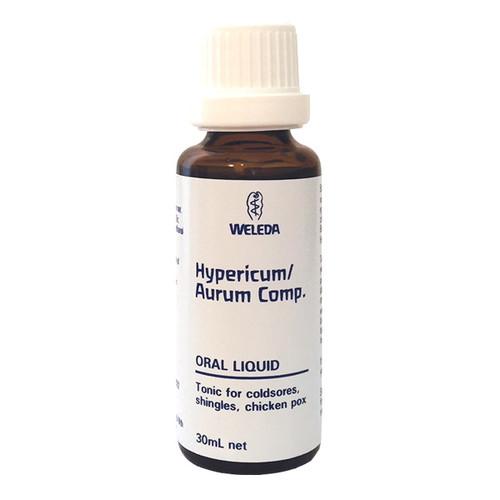 Hypericum Aurum Comp