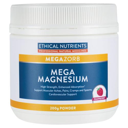 MegaZorb Mega Magnesium Powder