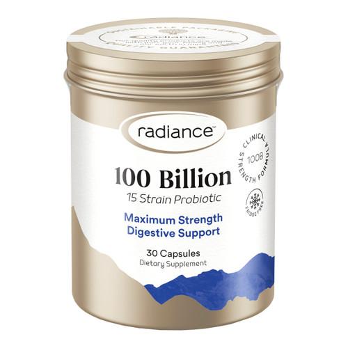 Probiotics 100 Billion 15 Strain Probiotic