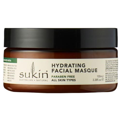 Hydrating Facial Masque Mango & Avocado