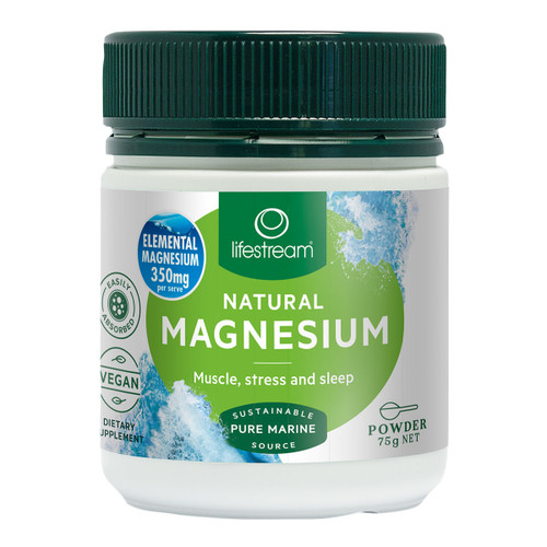 Natural Magnesium Powder
