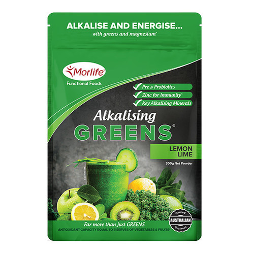 Alkalising Greens - Lemon Lime