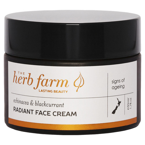 Echinacea & Blackcurrant Radiant Face Cream