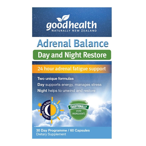 Adrenal Balance Day & Night Restore