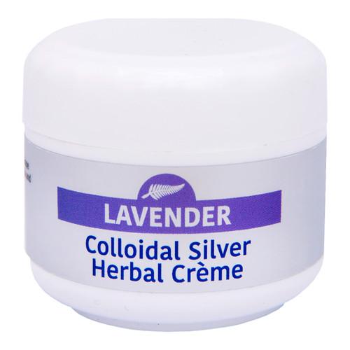 Colloidal Silver Creme - Lavender