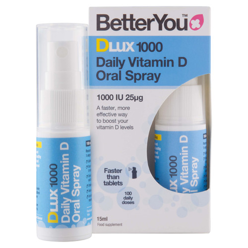 1000 Daily Oral D Spray