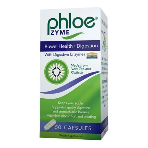 Phloe Zyme Bowel Health + Digestion