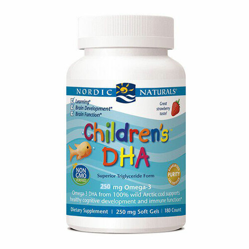 Children's DHA - chewable