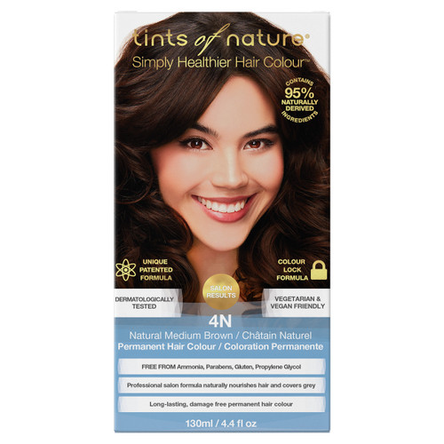 Natural Medium Brown (4N)