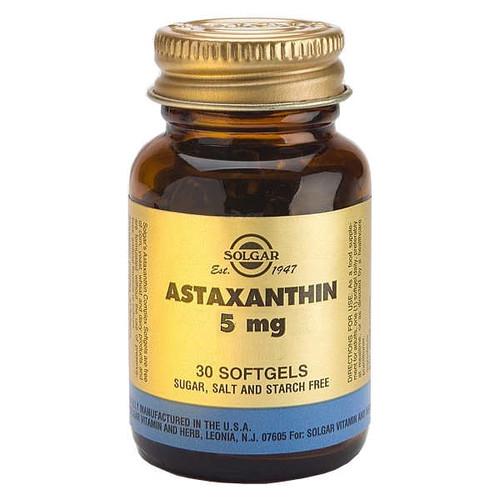 Astaxanthin 5mg