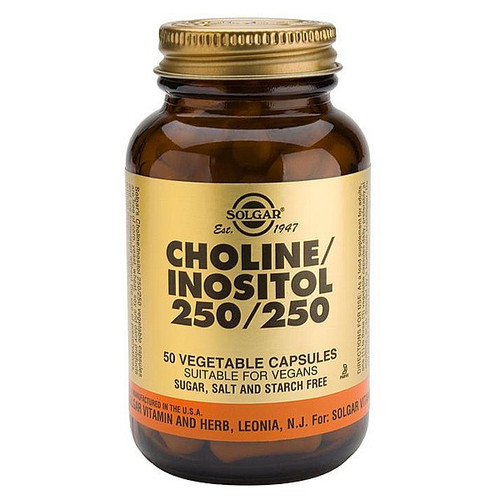 Choline/Inositol 250/250