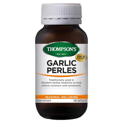 Garlic Perles