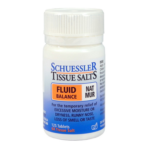 NAT MUR - Fluid Balance Tablets
