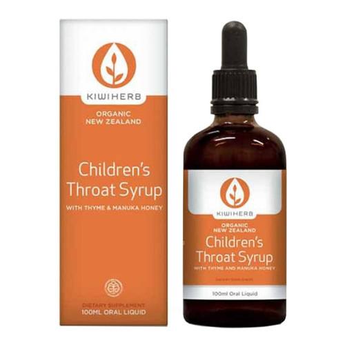 Children's Throat Syrup