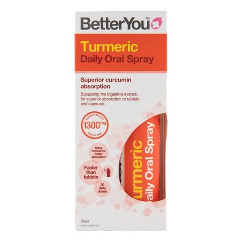 Turmeric Daily Oral Spray