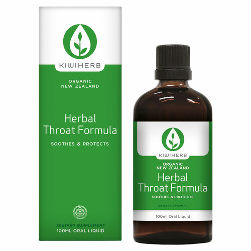 Herbal Throat Formula