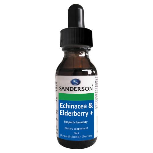 Echinacea & Elderberry +