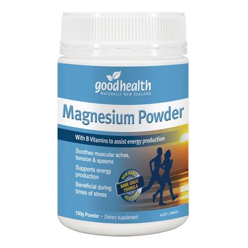 Magnesium Powder - with B Vitamins