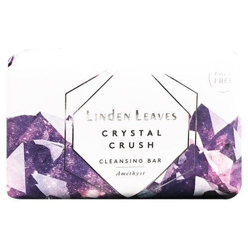 Crystal Crush Cleansing Bar Amethyst