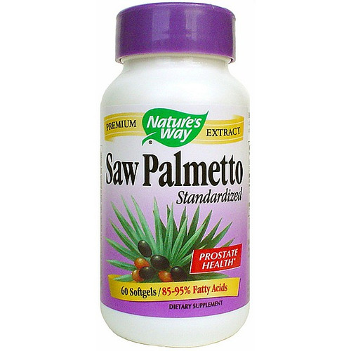 Saw Palmetto standardised