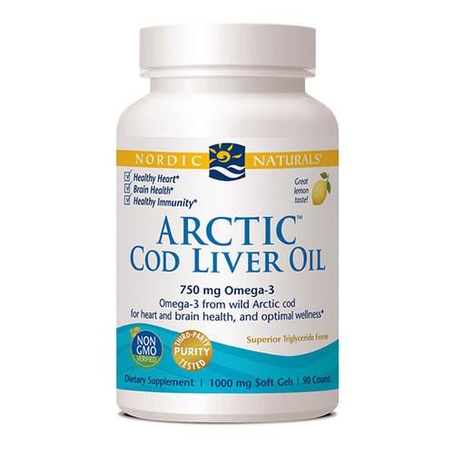 Arctic Cod Liver Oil Softgels