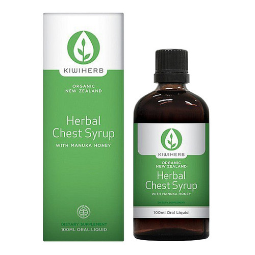 Herbal Chest Syrup