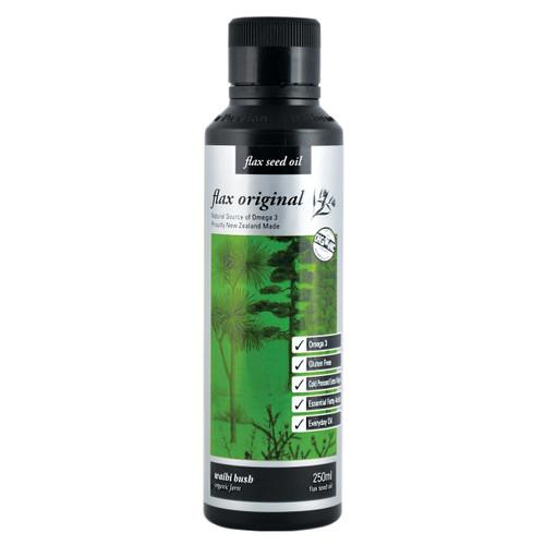 Organic Flax Original - Flax Seed Oil