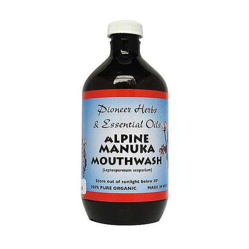 Alpine Manuka Mouthwash