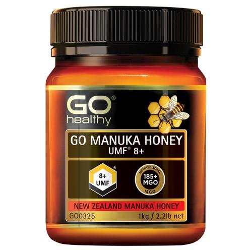 Go Manuka Honey UMF 8+ (MGO 180+)