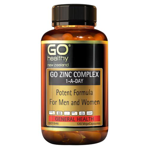 Go Zinc Complex 1-A-Day