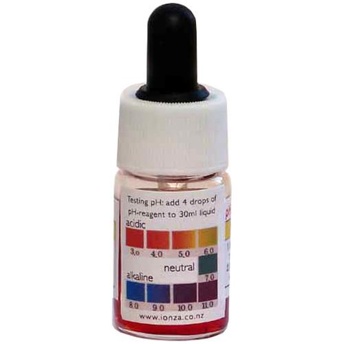 pH Drops