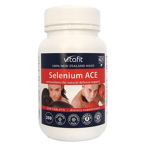 Selenium ACE