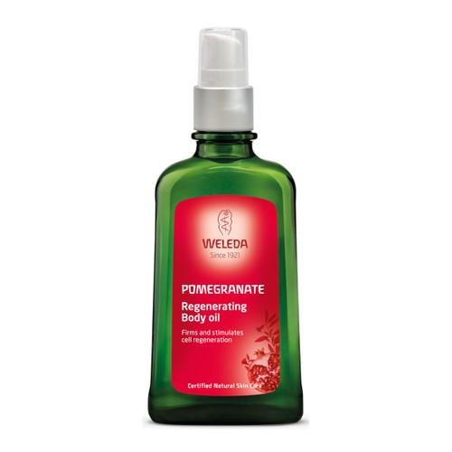 Pomegranate Body Oil