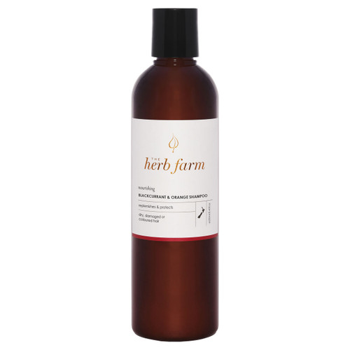 Nourishing Blackcurrant & Orange Shampoo