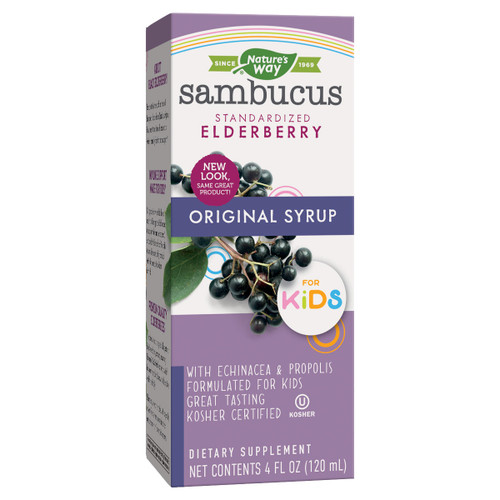 Sambucus For Kids