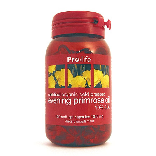 Evening Primrose Oil 1000mg - 10% GLA