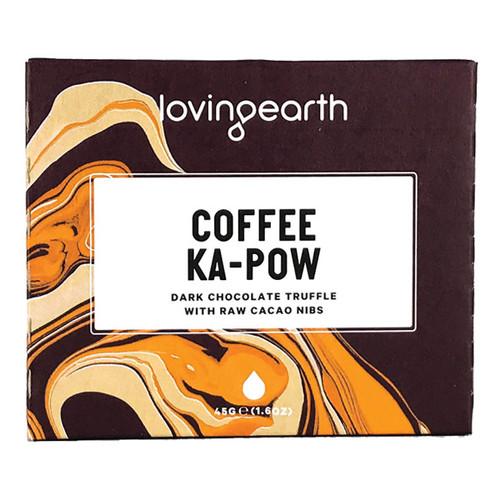 Coffee Ka-Pow Dark Chocolate