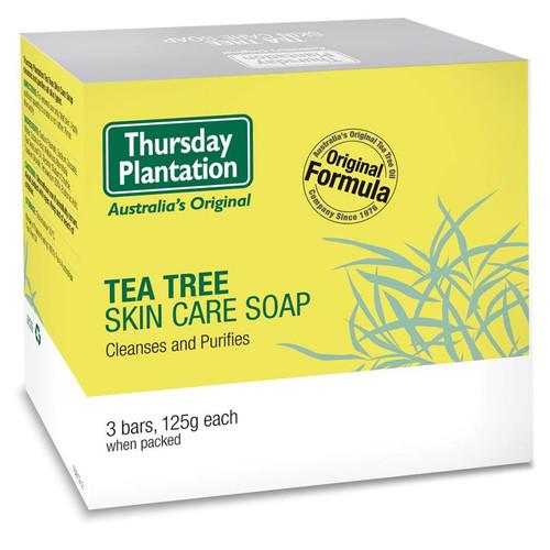 Tea Tree Skin Care Soap