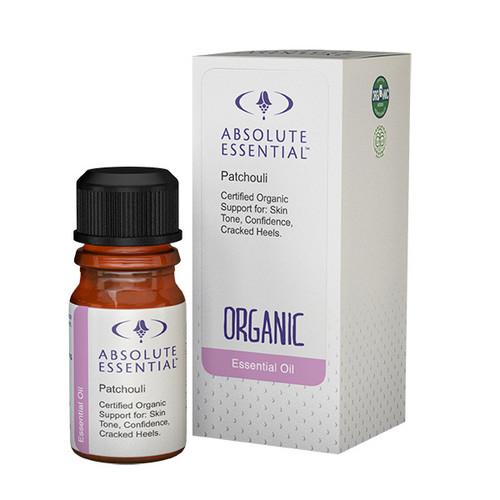 Patchouli (Organic)