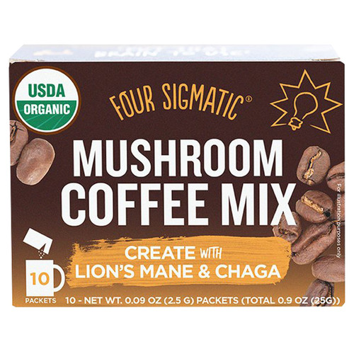 Mushroom Coffee Mix - Create